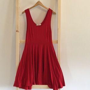 3/$18 Red Sun Dress